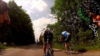 preview picture of video 'Eslöv Grand Fondo 2012 with FTC Höllviken CK VR Sub-10 group'