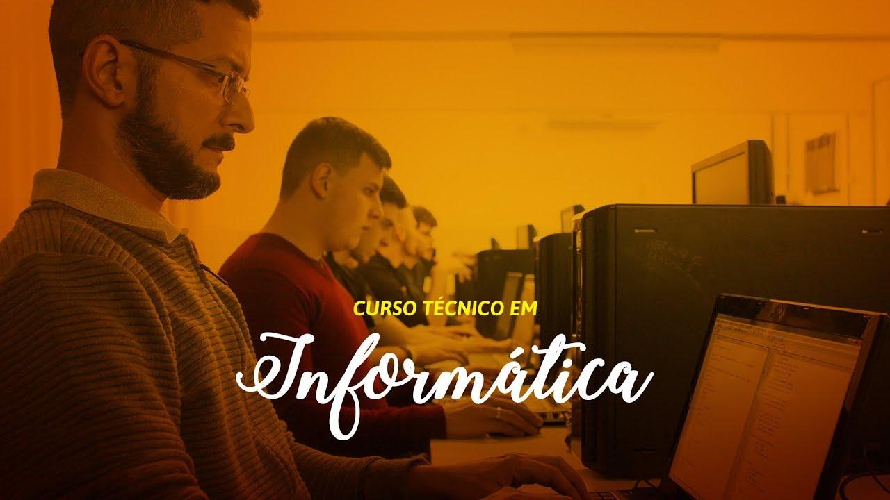 Curso Técnico em Informática - IENH