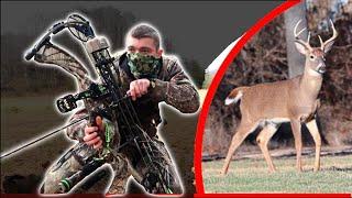 The Last Day of Deer Hunting Season...