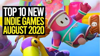 Top 10 NEW Indie Games Of August 2020