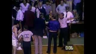 Phoenix @ Boston NBA Finals 1976 Game 5 the crazy end!
