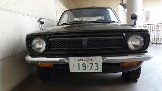 【初代スプリンタートレノ】トヨタ スプリンタートレノ TE27型(昭和48年)TOYOTA SPRINTER TRUENO TE27(1973)