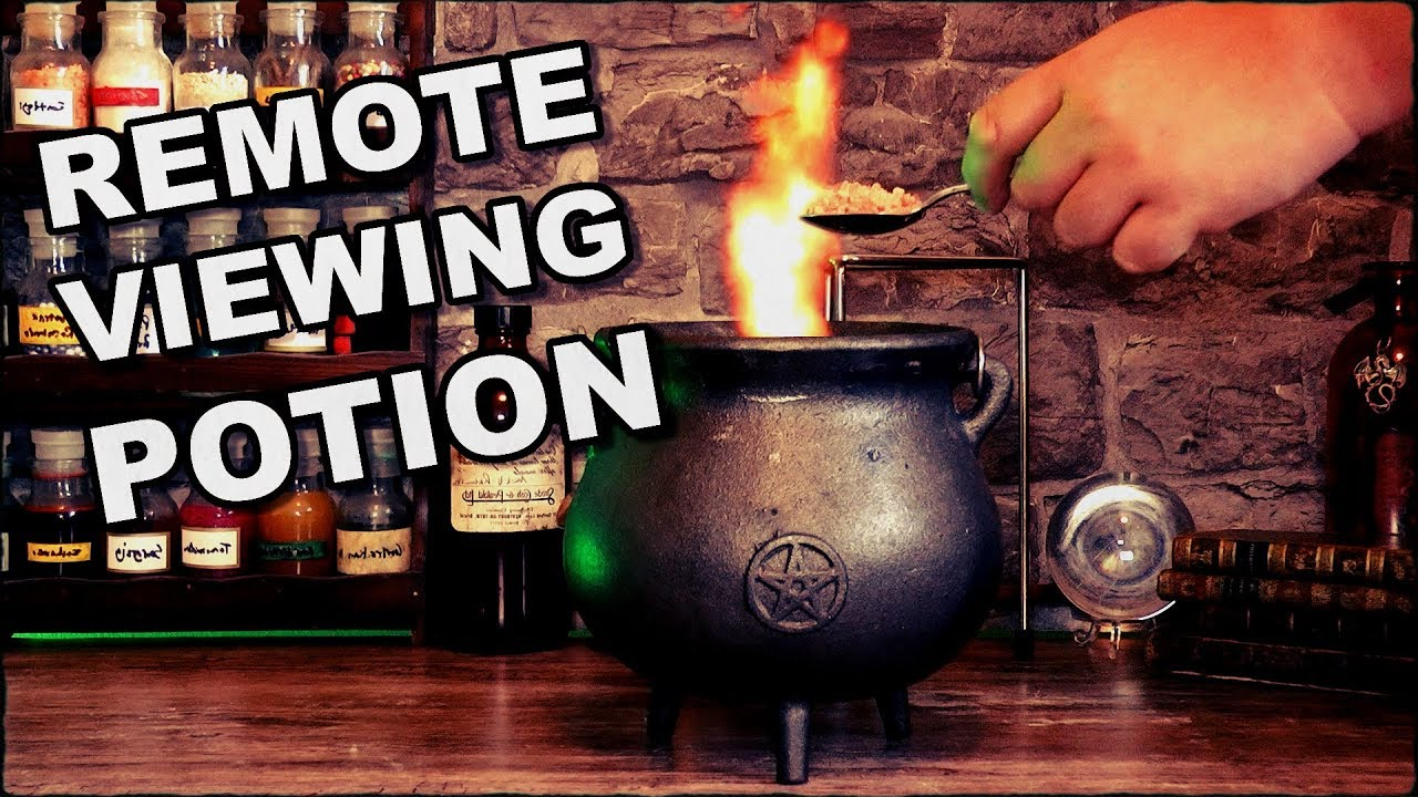 Remote Viewing Potion