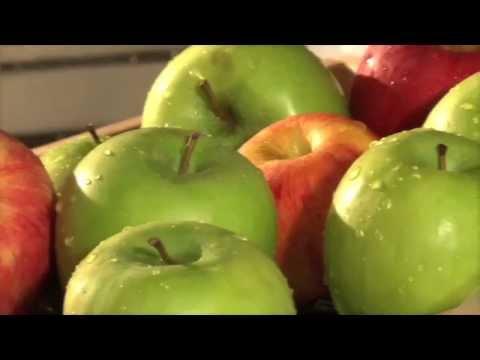 Frutas y verduras para el consumo diario