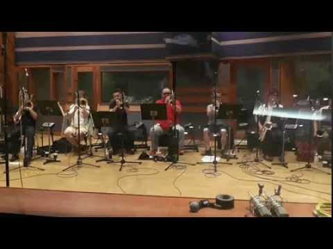 Nintendo's Big Band Performs Music From Super Mario 3D World