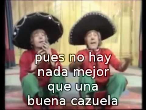 Porompompón Manuela - Los Payasos