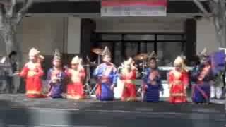 Tari Badindin [Tarian Tradisional Sumatera Barat]