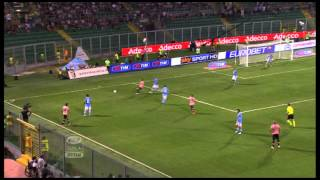 preview picture of video 'Serie A Tim 2012/2013 Palermo-Napoli 0-3 HL'
