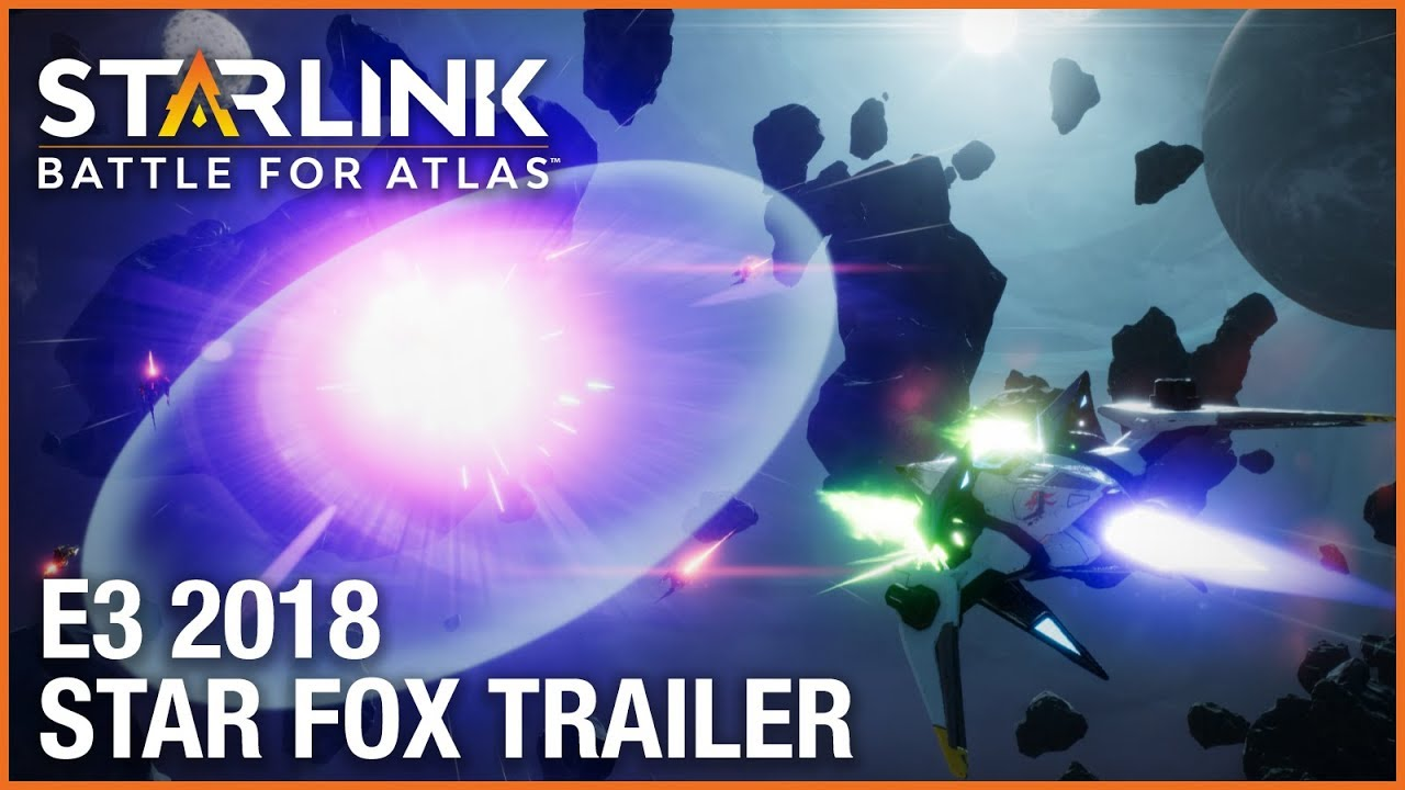 Starlink: Battle for Atlas – Fighting, Flying, and Fast