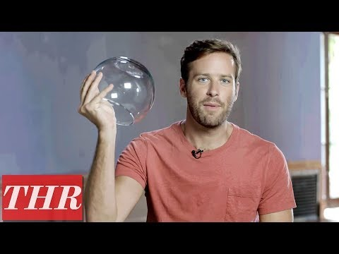 Armie Hammer: Being a