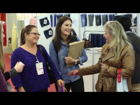Brazil International Apparel Sourcing, Dye+Chem Brazil and Yarn & Fabric Show 2015