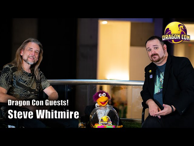 Steve Whitmire @ Dragon Con 2019
