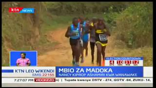 Isaac Kipkoech na Nancy Cherop ndio mabingwa wa mbio za madoka