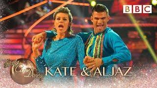 Kate Silverton And Aljaz Skorjanec Samba To 'Africa' By Toto   BBC Strictly 2018