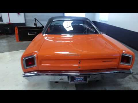 1969 Plymouth Road Runner for Sale - CC-986483