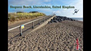 Skegness Beach, FPV Drone, The iFlight Series