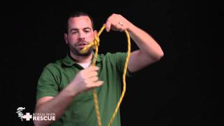 Review of knots for Whitewater (Swiftwater) and Rope Rescue Technician students