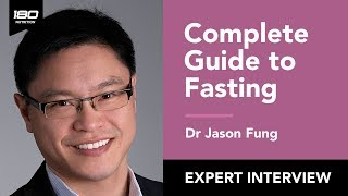 Jason Fung: The Complete Guide to Fasting (& how to burn fat)