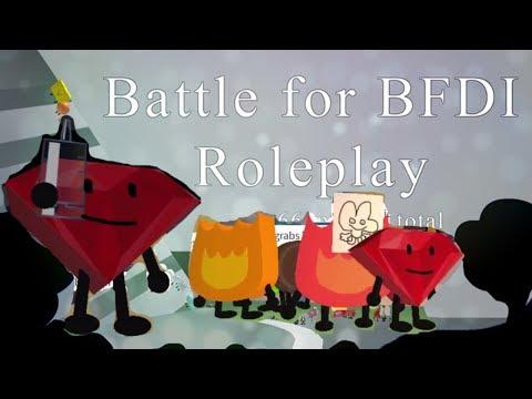 Battle For BFDI (Bfb) Roblox - смотреть онлайн на Hah Life