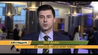 A vajdasági magyarság érdekképviselete Brüsszelben