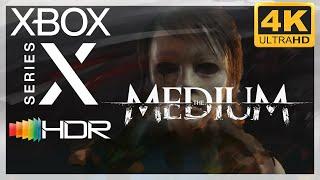 [4K/HDR] The Medium / Xbox Series X Gameplay