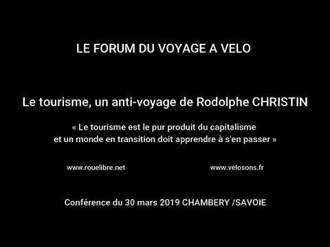 Vidéo de Rodolphe Christin