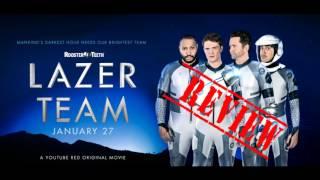 Should You Go See Lazer Team? ~ Lazer Team Review