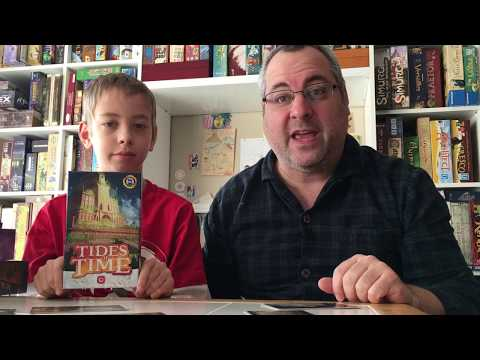 Tides of Time Review with Justin and Max
