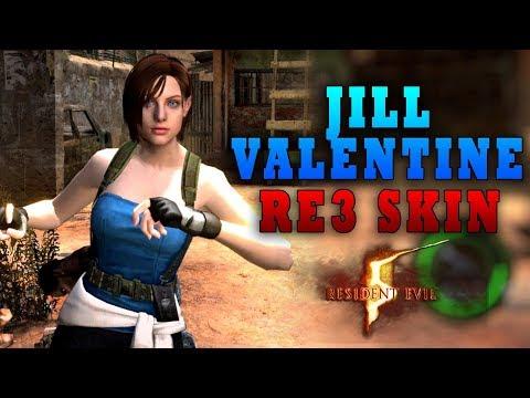 resident evil 5 gold edition jill mod