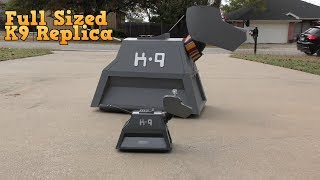 Full Sized K9 Replica - Robotic Dog from Doctor Who