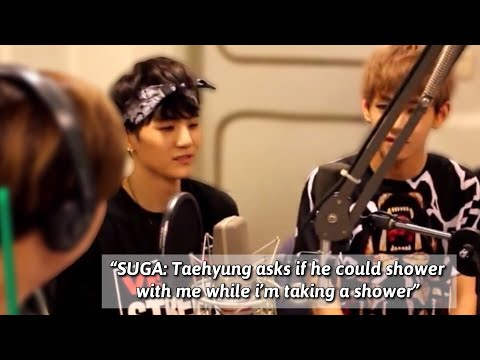 what you missed if you didn´t watch bts radio shows