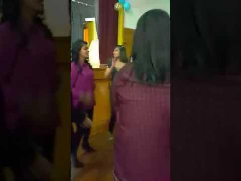 funny dance in newzealand