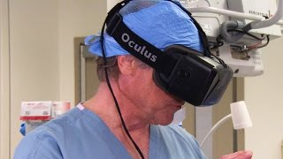 Virtual Reality Is Changing the Way Doctors Perform Surgery