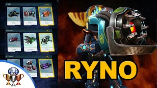 Ratchet & Clank (PS4) How to get RYNO - All 9 RYNO Holocards Set Locations