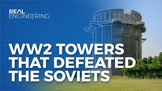 The WW2 Towers That Defeated the Soviets