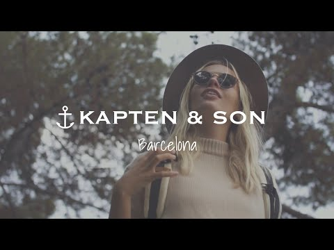 Kapten & Son | Our new Backpack Collection meets Barcelona
