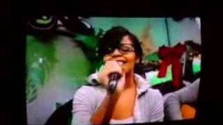 """Fefe Dobson on YTV's """"The Zone"""" part 4"""