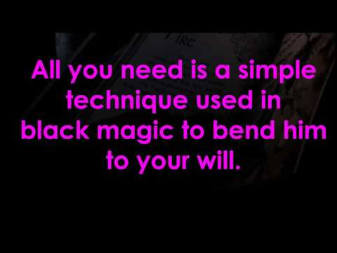 5 Steps to Make Black Magic Love Spells Work