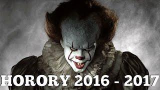 Nejlepší horory roku 2016 - 2017