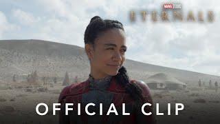 """Run!"" Official Clip   Marvel Studios' Eternals Trailer"