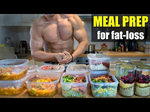 Video BEST 1 WEEK MEAL PREP | CHEAP & EASY