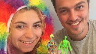 3doodler: How to Doodle Action Figures, Springs, Wheels & More!
