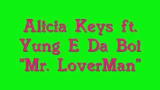 Alicia Keys-LoverMan