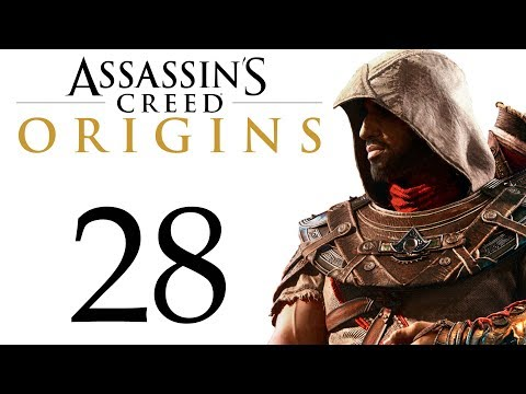 Assassin's Creed: Истоки - Скарабей [#28] сюжет   PC