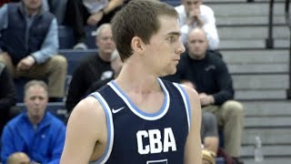 CBA - 52 Neptune - 45   Shore Conference Qtr-Finals   Liam Kennedy 17 Pts