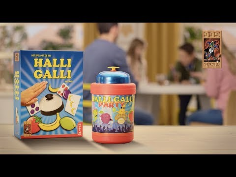 commercial Halli Galli game