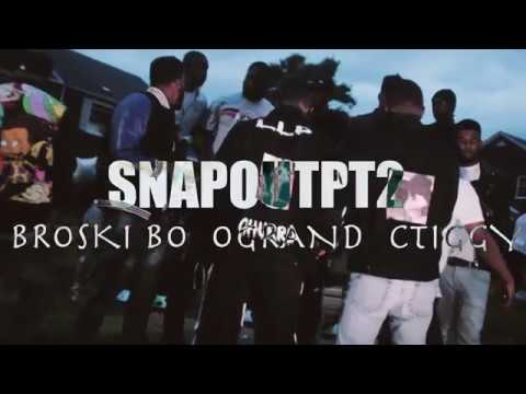 Broski Bo x OGrand x C Tiggy Snap Out PT2 | Music Video | Prod By @Nyjeebeats