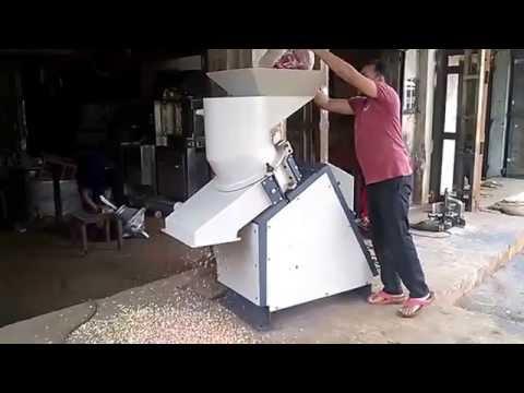 Hot Mix Plant Plastic Crusher Machine