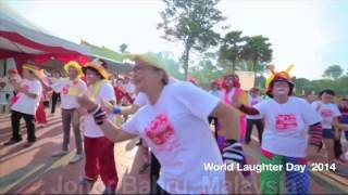 World Wide Celebrations Of World Laughter Day 2014