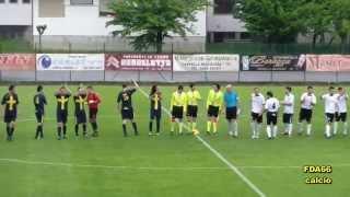 preview picture of video 'VittSanGiacomo-Santa Giustina(11-5-2014)'
